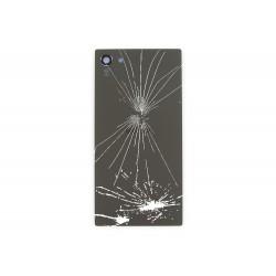 [Réparation] Vitre Arrière ORIGINALE Noire - SONY Xperia Z5 Compact - E5803 / E5823