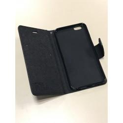 Housse de Protection MERCURY Noire - iPhone 5 / 5S / SE