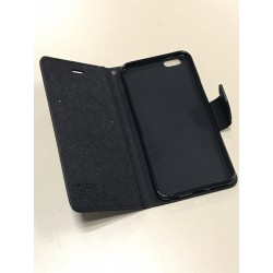 Housse de Protection MERCURY Noire - iPhone 7 Plus / iPhone 8 Plus