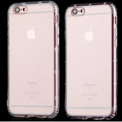 Coque Silicone Transparente Renforcée - iPhone 7 / iPhone 8