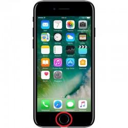 [Réparation] Nappe de Bouton HOME Noire de Jais ORIGINALE - iPhone 7 Plus