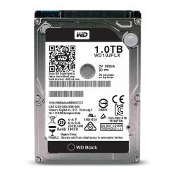 Disque Dur 2.5p - Western Digital BLACK 1TB - Sata 3