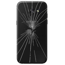 [Réparation] Vitre Arrière ORIGINALE Noire - SAMSUNG Galaxy A5 2017 - A520F
