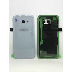 Vitre Arrière ORIGINALE Bleu - SAMSUNG Galaxy A5 2017 - A520F