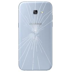 [Réparation] Vitre Arrière ORIGINALE Bleu - SAMSUNG Galaxy A5 2017 - A520F