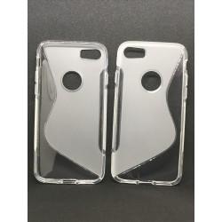 Coque Silicone S-Line Transparente - iPhone 7