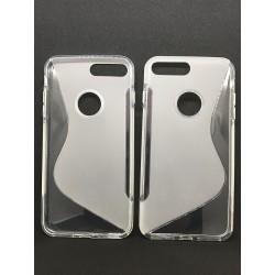 Coque Silicone S-Line Transparente - iPhone 7 Plus
