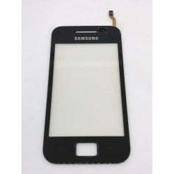 Vitre Tactile ORIGINALE Noire + Adhésifs - SAMSUNG Galaxy ACE - S5830i / S5839i