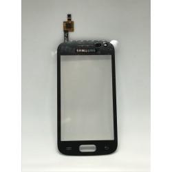 Vitre Tactile ORIGINALE Noire + Adhésifs - SAMSUNG Galaxy ACE 2 - i8160