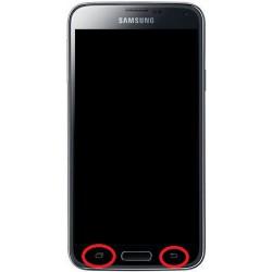 [Réparation] Touches Tactiles Menu / Retour Arrière - SAMSUNG Galaxy S5 - SM-G900F / SM-G901F