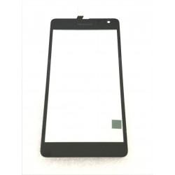 Vitre Tactile Noire ORIGINALE Noire - MICROSOFT Lumia 535