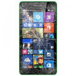 [Réparation] Vitre Tactile ORIGINALE Noire - MICROSOFT Lumia 535