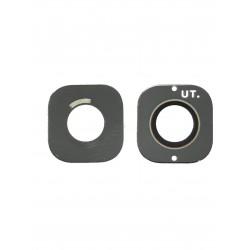 Vitre de Caméra Arrière ORIGINALE Noire - SAMSUNG Galaxy S8 - SM-G950F / S8+ - SM-G955F