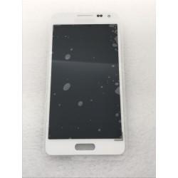 Bloc Avant ORIGINAL Blanc - SAMSUNG Galaxy Alpha - G850F