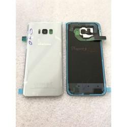 Vitre Arrière ORIGINALE Grise / Argent - SAMSUNG Galaxy S8+ - SM-G955F