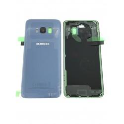Vitre Arrière ORIGINALE Bleue Océan - SAMSUNG Galaxy S8 - SM-G950F