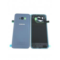 Vitre Arrière ORIGINALE Bleue - SAMSUNG Galaxy S8+ - SM-G955F
