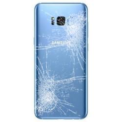 [Réparation] Vitre Arrière ORIGINALE Bleue - SAMSUNG Galaxy S8+ - SM-G955F