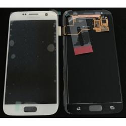 Bloc Avant ORIGINAL Blanc - SAMSUNG Galaxy S7 - G930F