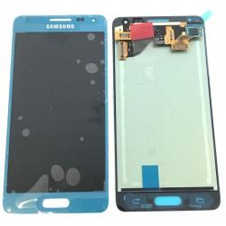 Bloc Avant ORIGINAL Bleu - SAMSUNG Galaxy Alpha - G850F