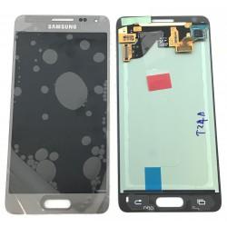 Bloc Avant ORIGINAL Gris - SAMSUNG Galaxy Alpha - G850F