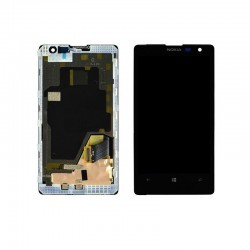 Bloc Avant Noir ORIGINAL - NOKIA Lumia 1020