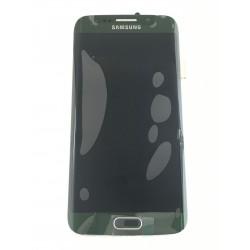Bloc Avant ORIGINAL Vert - SAMSUNG Galaxy S6 Edge - G925F