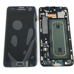 Bloc Avant ORIGINAL Bleu / Noir - SAMSUNG Galaxy S6 Edge Plus - G928F