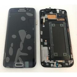 Bloc Avant ORIGINAL Bleu / Noir - SAMSUNG Galaxy S6 Edge - G925F