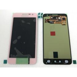 Bloc Avant ORIGINAL Rose - SAMSUNG Galaxy A3 - A300F / A300FU