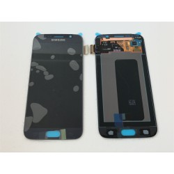 Bloc Avant ORIGINAL Bleu / Noir - SAMSUNG Galaxy S6 - G920F