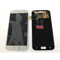 Bloc Avant ORIGINAL Argent - SAMSUNG Galaxy S7 - G930F