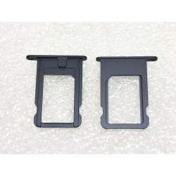 Tiroir de carte sim ORIGINAL - iPhone 5 Noir & Ardoise