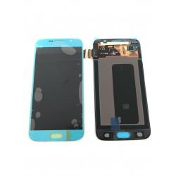 Bloc Avant ORIGINAL Bleu - SAMSUNG Galaxy S6 - G920F