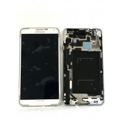 Bloc Avant ORIGINAL Blanc - SAMSUNG Galaxy NOTE 3 - N9005