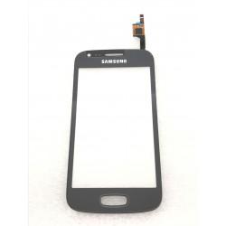 Vitre Tactile ORIGINALE Noire + Adhésifs - SAMSUNG Galaxy ACE 3 - S7275