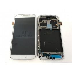 Bloc Avant ORIGINAL Blanc - SAMSUNG Galaxy S4 LTE - i9506