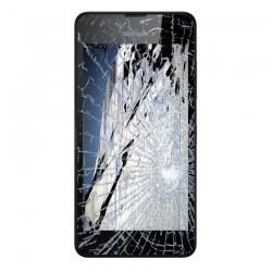 [Réparation] Bloc Avant ORIGINAL Noir - NOKIA Lumia 550