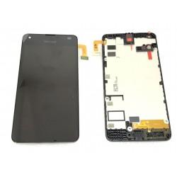 Bloc Avant ORIGINAL Noir - NOKIA Lumia 550