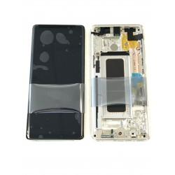Bloc Avant ORIGINAL OR Topaze - SAMSUNG Galaxy Note8 / SM-N950F / SM-N950FD