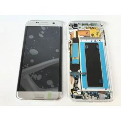 Bloc Avant ORIGINAL Argent - SAMSUNG Galaxy S7 Edge - G935F