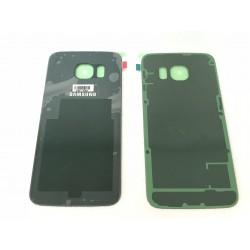 Vitre Arrière ORIGINALE Verte - SAMSUNG Galaxy S6 Edge - G925F