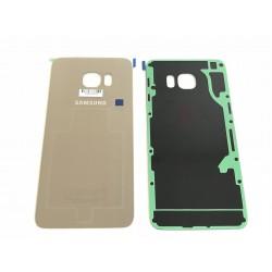 Vitre Arrière ORIGINALE Or - SAMSUNG Galaxy S6 Edge Plus - G928F