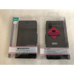 Housse de Protection MERCURY Noire - iPhone X