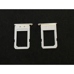 Tiroir de carte sim Or ORIGINAL - SAMSUNG Galaxy S6 Edge Plus - G928F