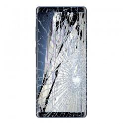 [Réparation] Bloc Avant ORIGINAL Bleu Roi - SAMSUNG Galaxy Note8 / SM-N950F / SM-N950FD
