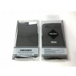 Housse de Protection MERCURY Noire - iPhone 4 / 4S