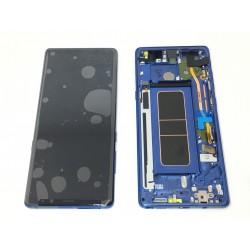 Bloc Avant ORIGINAL Bleu Roi - SAMSUNG Galaxy Note8 / SM-N950F / SM-N950FD