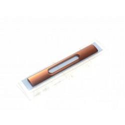 Cache Contour Chargeur Magnétique ORIGINAL Orange - SONY Xperia Z3 Compact - D5803 / D5833