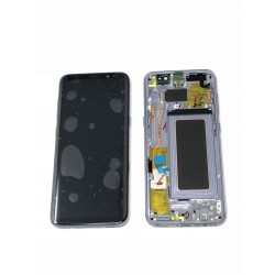 Bloc Avant ORIGINAL Orchidée / Violet - SAMSUNG Galaxy S8 - SM-G950F